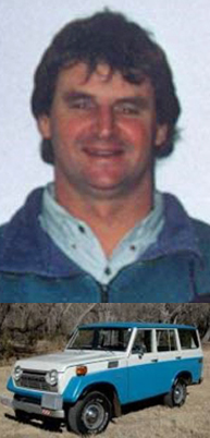 David Bonney missing since 1998 - Missing Persons Week profile photo
